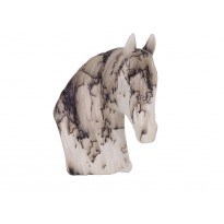 Horse Turning Horse Hair Pottery