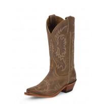 LD2732 Tan Vintage Cow Nocona Boots