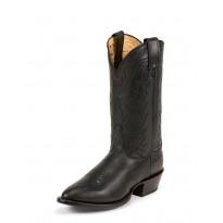 MD2400 Black Deertan Nocona Boots