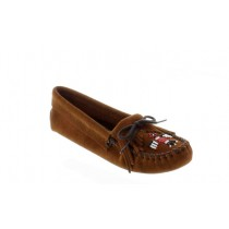 152 Brown Thunderbird Softsole Minnetonka Moccasins