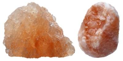 Halite Salt Crystal