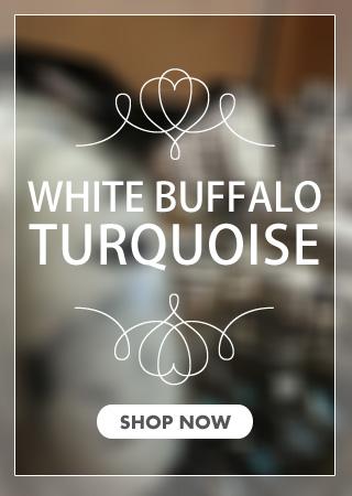 White Buffalo Turquoise